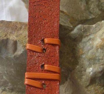 bilekliklerde Şubat indirimi Deri bileklik turuncu farklı trend hippi renkli moda
