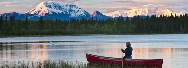 Turismo no Alasca