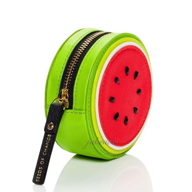 KATE SPADE Splash Out Saffiano Leather Watermelon bag