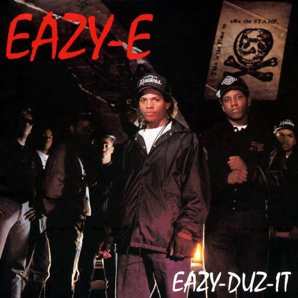 Eazy-E - Eazy-Duz-It  1988 Eazy E Eazy Duz It