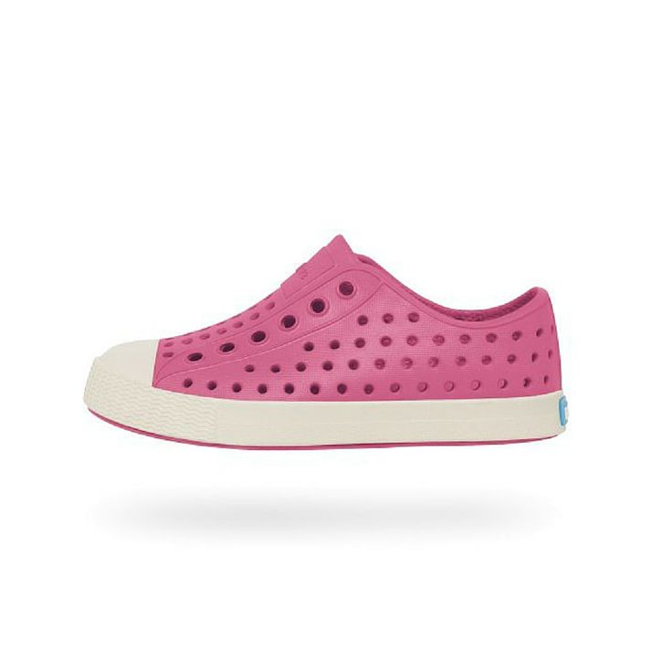 Native Shoes Jefferson Hollywood Pink / Bone White
