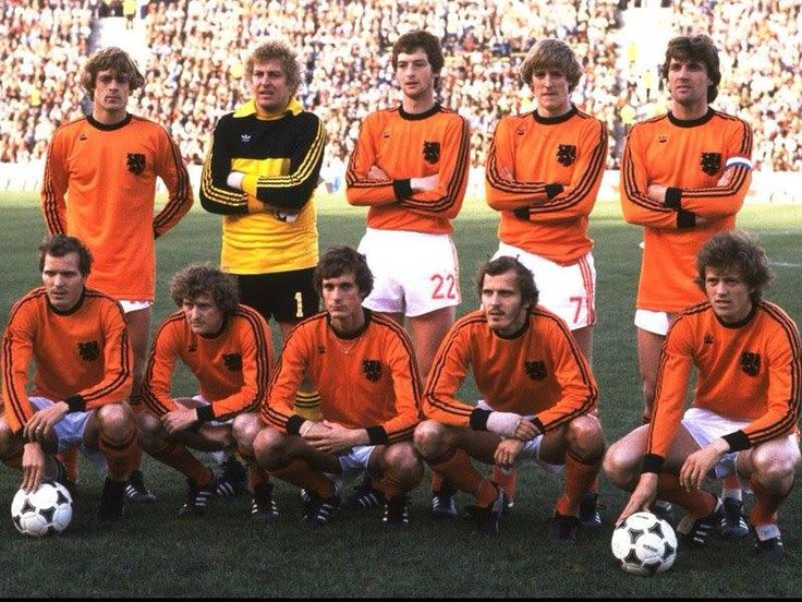 Dutch national team, Argentina 1978
