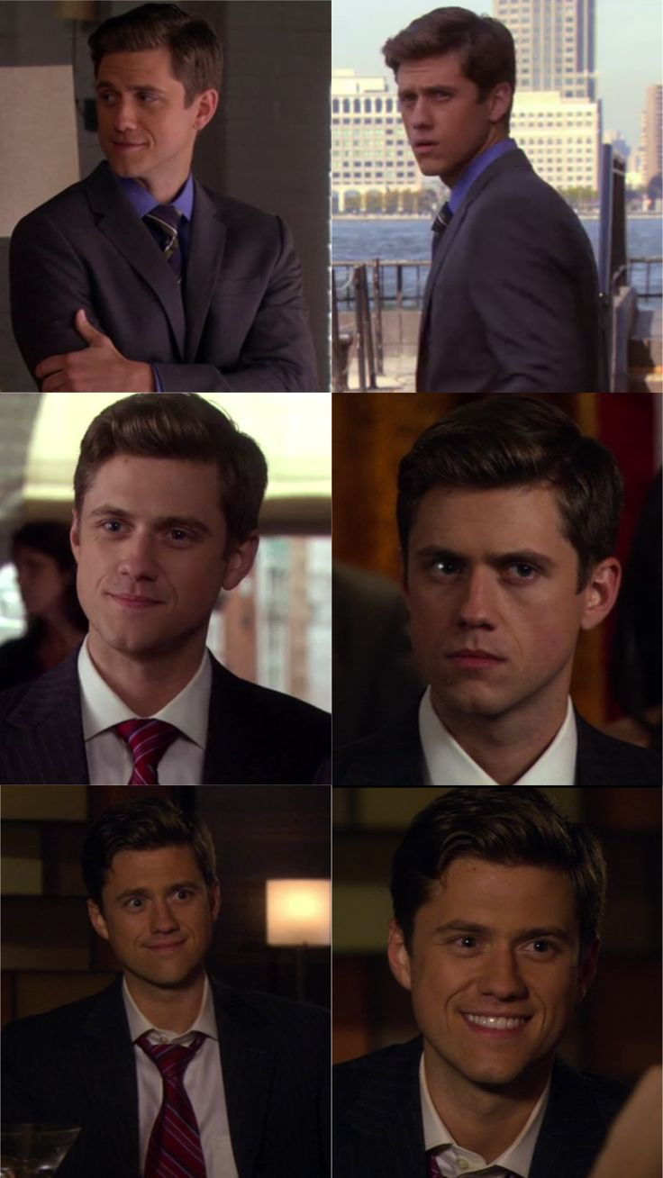 "delightfullydecadentlight:  Aaron Tveit as Tripp Van Der Bilt in Gossip GirlSeason 3, Episode 8 - ""The Grandfather: Part II""If you haven't seen his role in Gossip Girl its worth a watch, he's adorable and wearing a lot of suits!  @delightfullydecadentlight Whoo hoo! SUITS! *nudge nudge @viv06 *"
