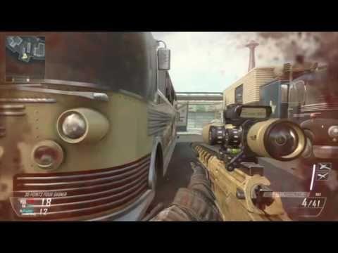 ►[HD] Call Of Duty Black Ops 2 | Parties Personnalisées | 1 vs 1 avec un...