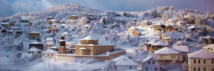 Lazaropole, Macedonia ... Looks like 'Fairy Tale' ... Awesome !