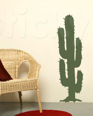 Wall Sticker CACTUS by Sticky!!!