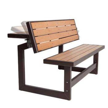 Lifetime® Convertible Patio Bench