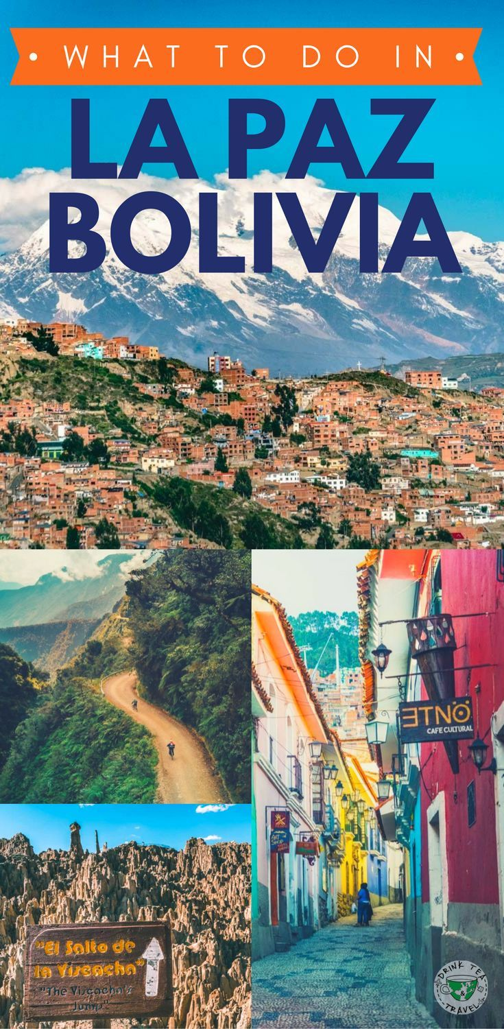 Planning a trip to La Paz, Bolivia? Check out what to do in La Paz including things to see and do, where to eat and drink, and where to stay.