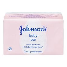 <br>Keep your babys skin feeling healthy and smooth. Form-fitting, grippable bar for easy bathing Enriched with moisturizer to help protect.</br><br>Infant - 5 years old.</br><br>#1 babycare skin brand</br>