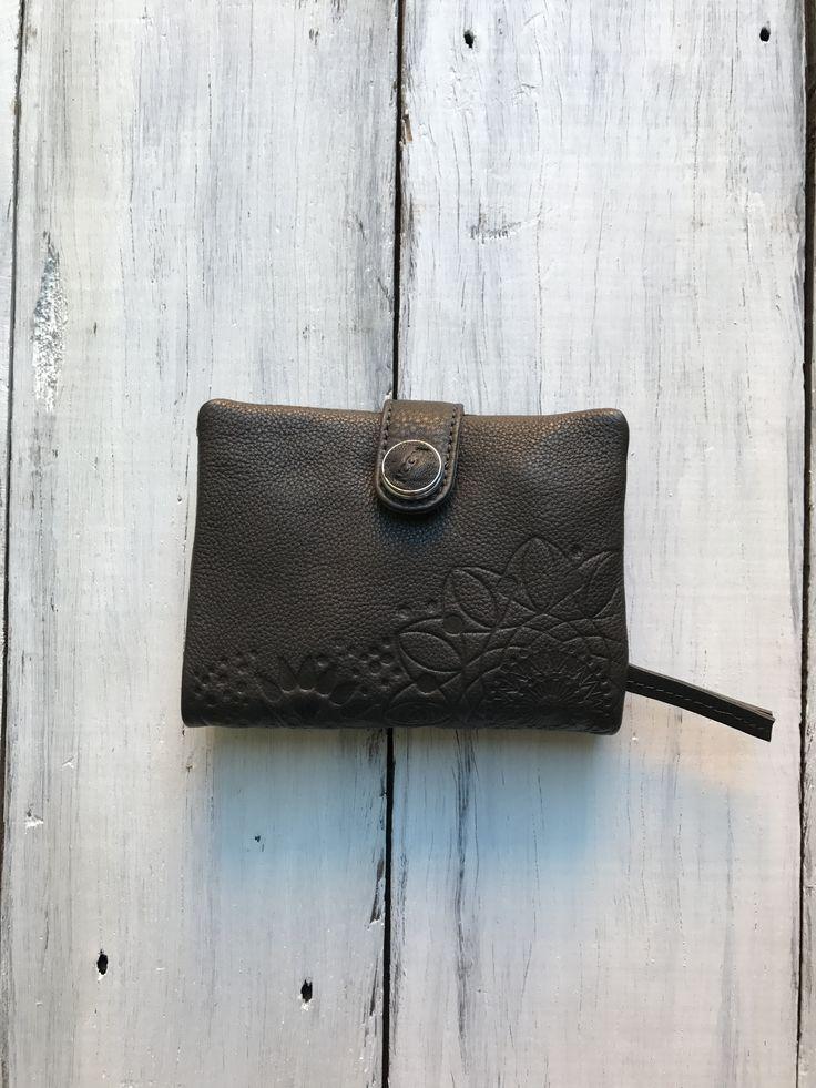 Noosa Amsterdam - Divali Pocket Purse- Grey
