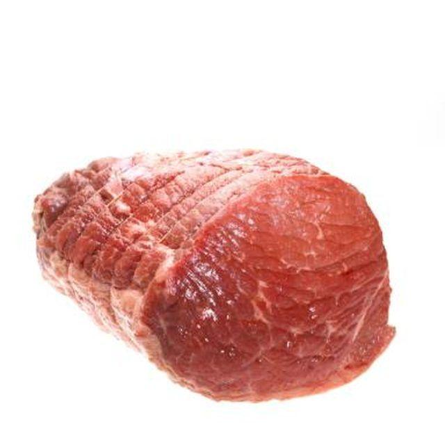 How to Smoke a Beef Rump Roast