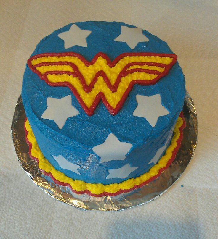 Woman Th Birthday Cake