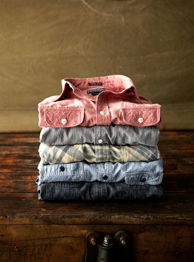 &;;: Modern But, Casual Shirts, Chambray Shirts, Men Style, Men Shirts, Dresses Shirts, Men Fashion, Gentleman Style, Men Wear
