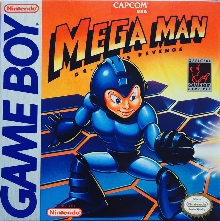 Game Boy  Megaman