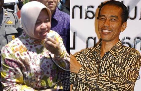 Duet Jokowi dan Risma di Pilpres 2014, Mungkinkah ?