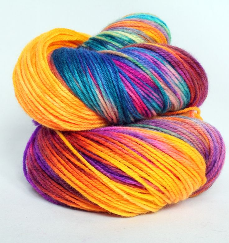 Lollipop Guild Yarns, MCN Sock. Up All Night. SOLD OUT. #yarn #knitting #crochet