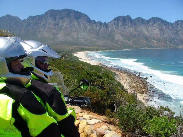 Spend a week along South Africa's scenic coastline on our South Africa Backroads Motorcycle Adventure : https://www.motoquest.com/guided-motorcycle-tour.php?south-africa-motorcycle-adventure-12