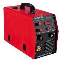 Best price 13KG IGBT inverter DC 2 in 1 MIG+MMA welding machine welding equipment welder MIG135