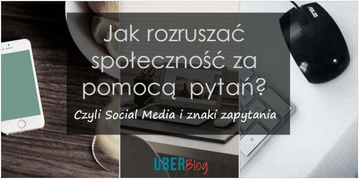 Zaangażowanie w social media