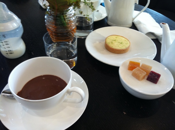 Chocolat Chaud @ Jacques Genin, Le Marais, Paris