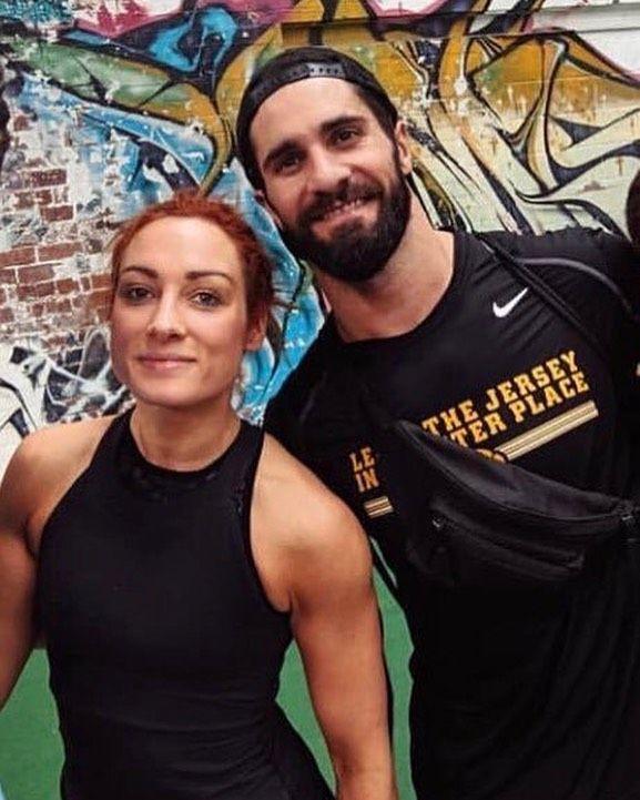 "Seth Rollins Becky Lynch : rollins, becky, lynch, Kayla, Instagram:, ""i'll, Start, Posting, Again,, Whoops😂, #brollins, #sethfreakinrollins, #universalchampion, #sethroll…, Becky, Rollins,, Female, Wrestlers"