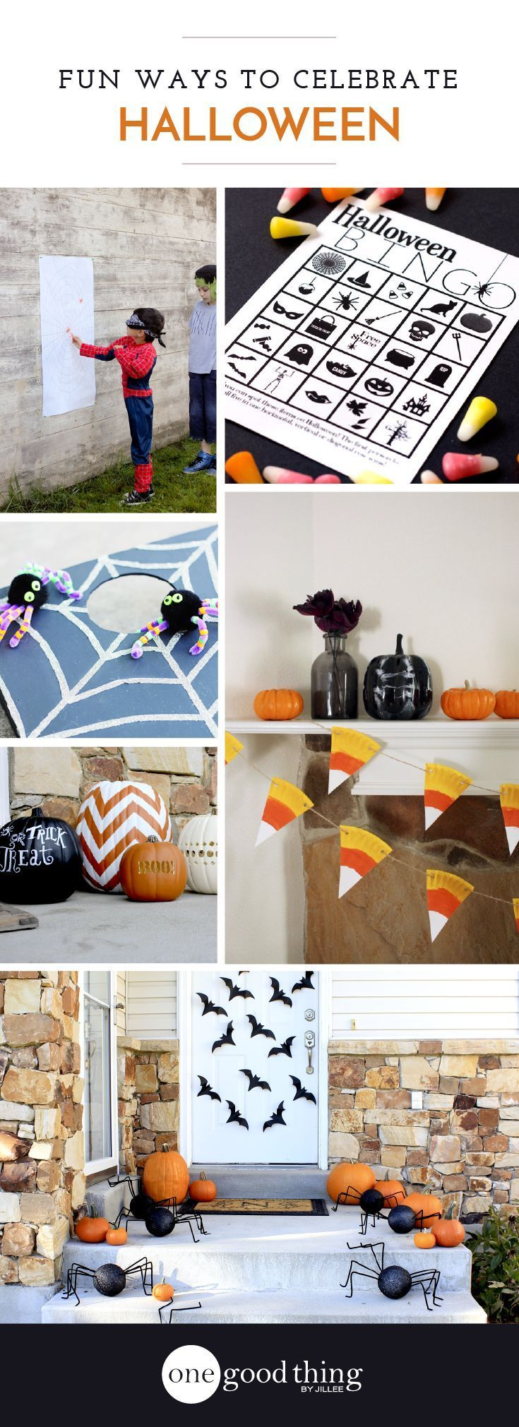 16 Fun and Easy Ways to Celebrate Halloween