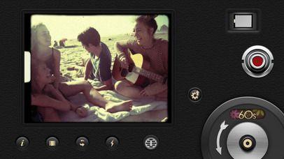8mm Vintage Camera by NEXVIO INC. gone Free