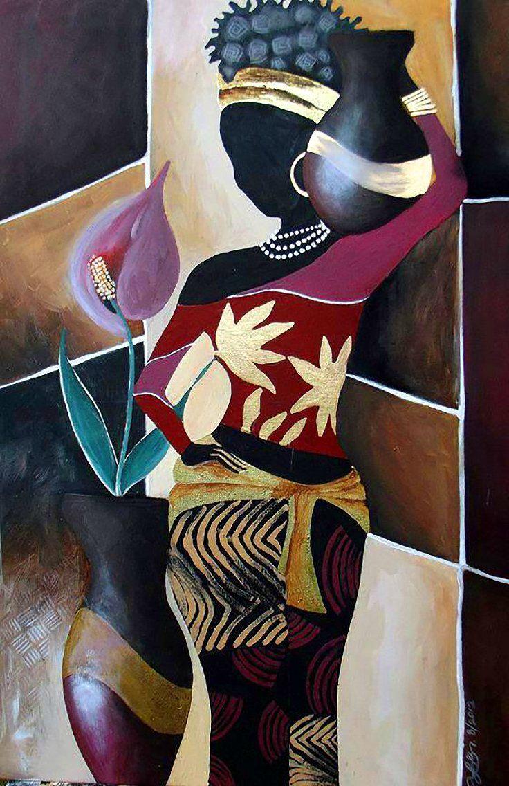 Art - African.