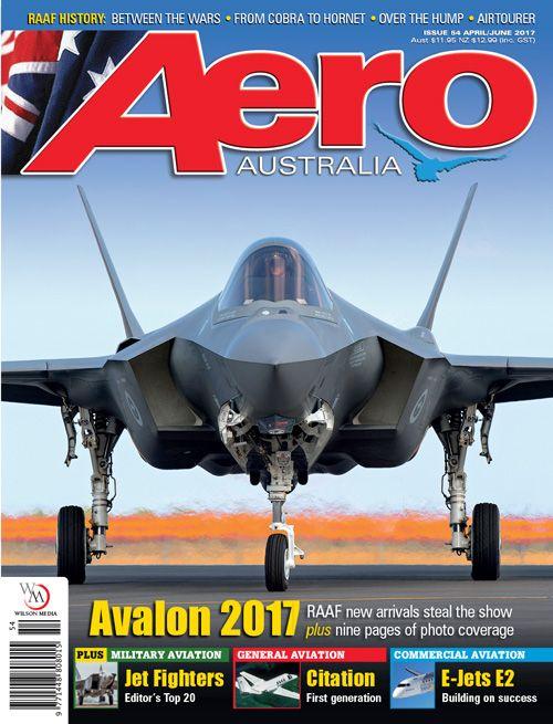 Aero Australia issue 54 cover