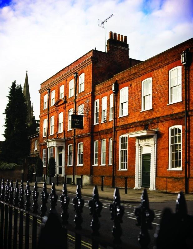 Hotel du Vin & Bistro Winchester - Winchester, United Kingdom - 24 Rooms - Vi-Spring Beds