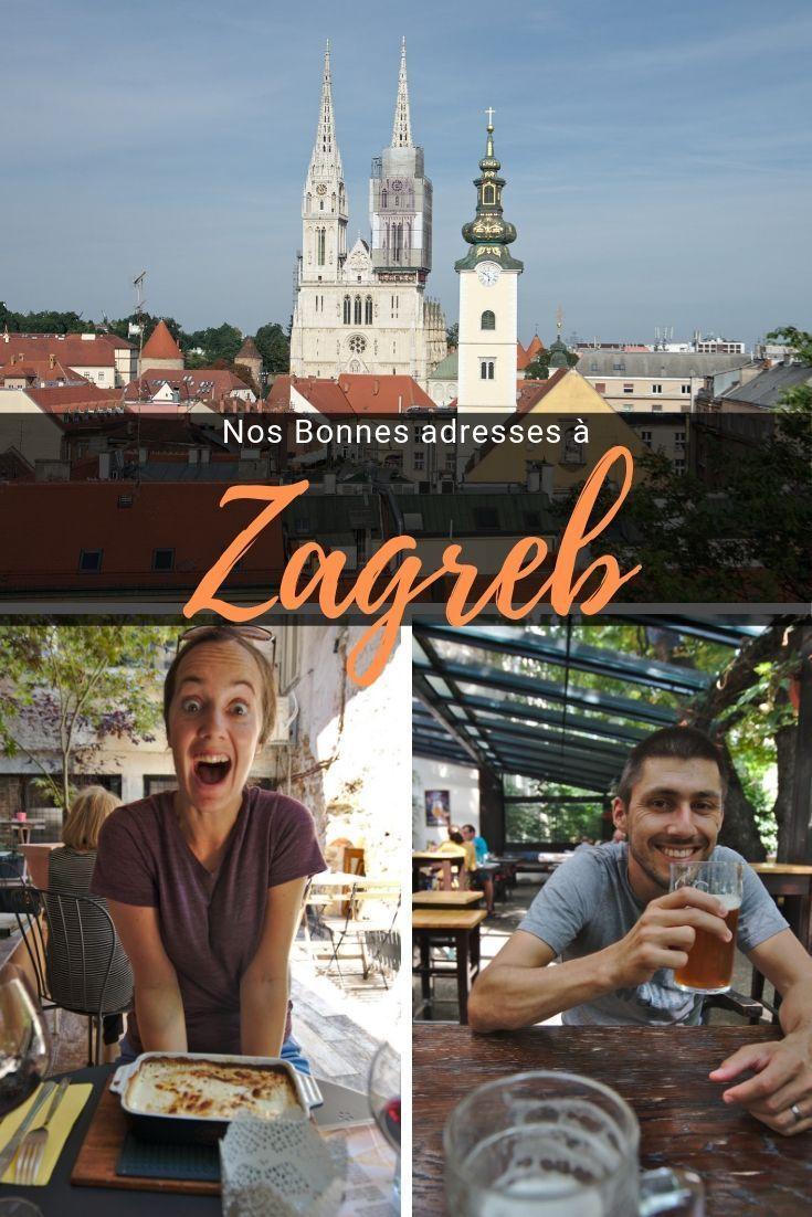 Nos Coups De Coeur Et Bonnes Adresses A Zagreb Zagreb Zagreb Croatie Croatie Voyage