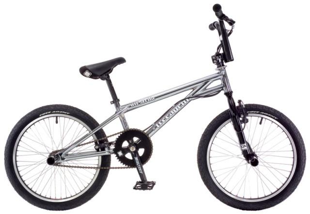 2007 Free Agent Air Strike BMX Bicycle $219.99