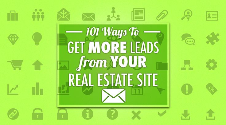 Does your website leave you wanting for leads? Here are 101 time tested ways to shake some more leads out of your website each month.