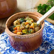 кабачки - рецепты блюд с фото | Добрые вегетарианские рецепты