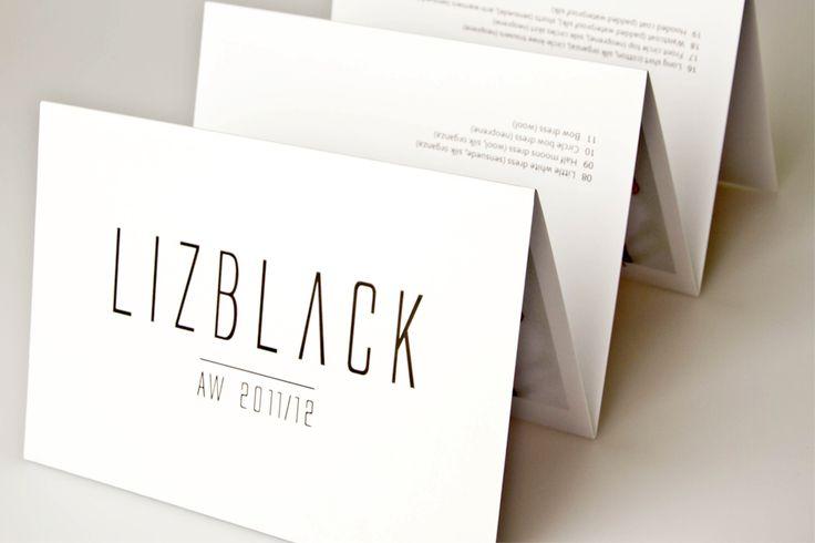 LIZBLACK #print #fashion