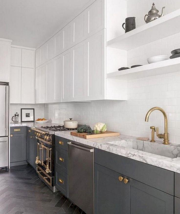 Best 80 Amazing Modern Kitchen Design And Decor Ideas Grey 400 x 300