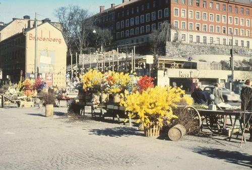 Medborgarplatsen stockholm 1959