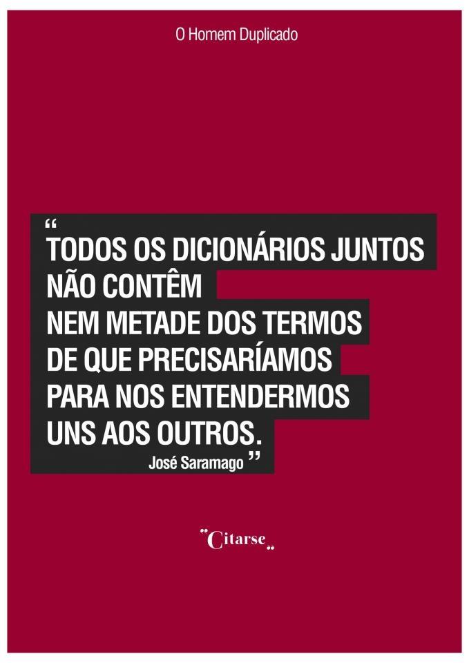 José Saramago - O Homem Duplicado