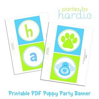 Puppy Party printablesBirthday Parties, Bday Ideas, Dunkin Parties, Parties Ideas, Dogs Inspiration, Parties Printables, Dogs Theme, Baby Sweets, Parties Decor