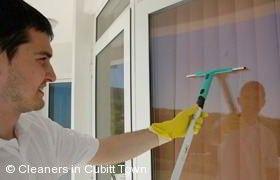 Window Cleaning in Cubitt Town