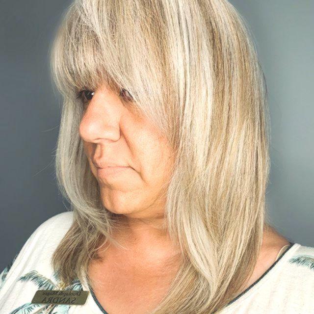 22 Junger Machende Frisuren Fur Dunnes Haar Ab 50 Long Hair Styles Hair Styles Hair