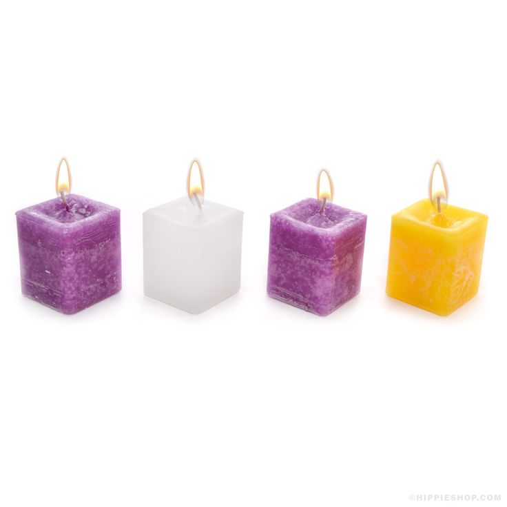 Healing Candle Gift Set on Sale for $11.99 at The Hippie Shop