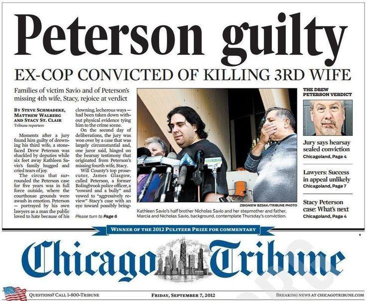 Drew peterson with images true crime crime true
