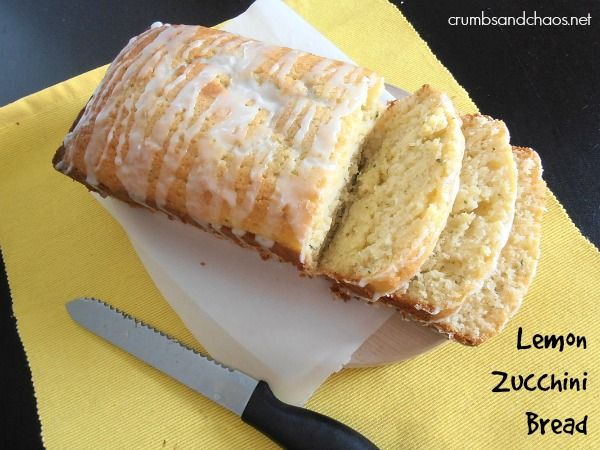 lemon zucchini bread  recipe with images  lemon