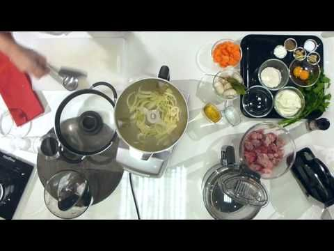 Magimix - Cook Expert - Blanquette de veau - YouTube