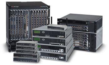 High Performance Next-Gen Firewall - FortiGate Platform