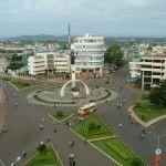La ville de Buon Ma Thuot