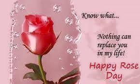 Love u baby.. happy rose day