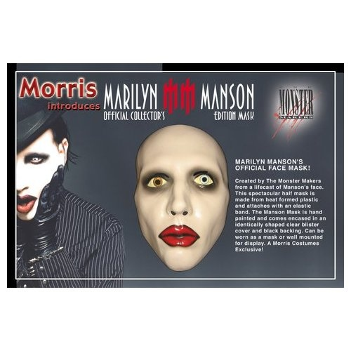 Marilyn MANSON'S Face Mask