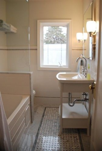 A Small Bathroom Renovation Before and After
